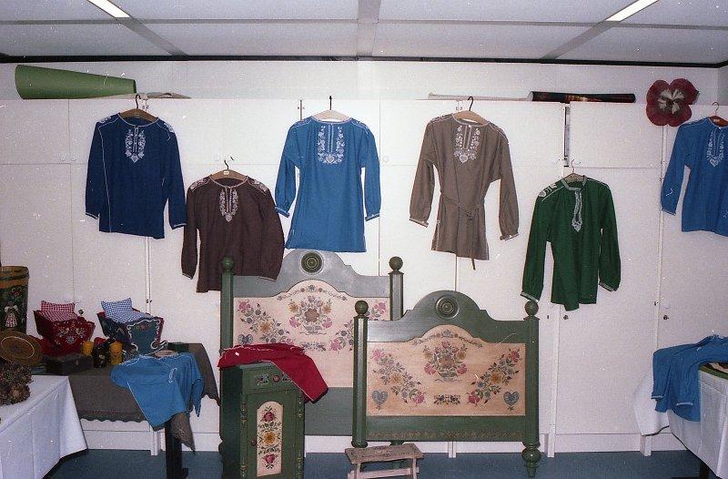 Ausstellung Bastelkreis Schotten